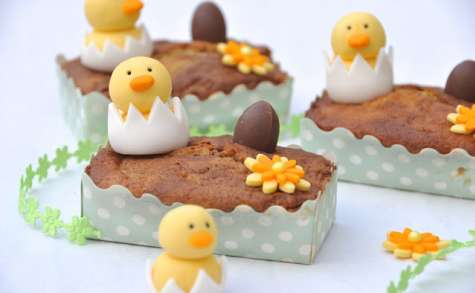 Mini marbré au chocolat