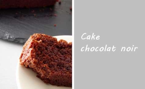 Cake chocolat et beurre salé