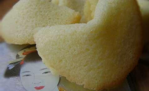 Les fortune cookies et leurs petits messages