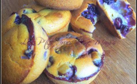 Blueberry's muffins