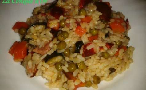 Risotto Olé
