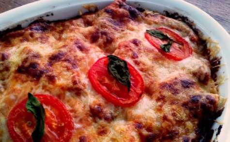 Lasagnes aux légumes du soleil