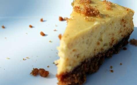 Cheesecake speculocitron