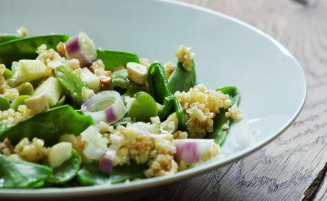 """Salade """"en vert"""""""