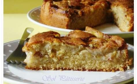 Gâteau aux bananes et à la cannelle