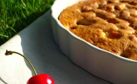 Gâteau moelleux et rapide aux fruits rouges et Marsala