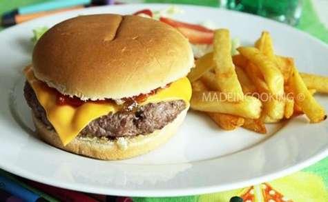 Cheeseburger façon Macdo®