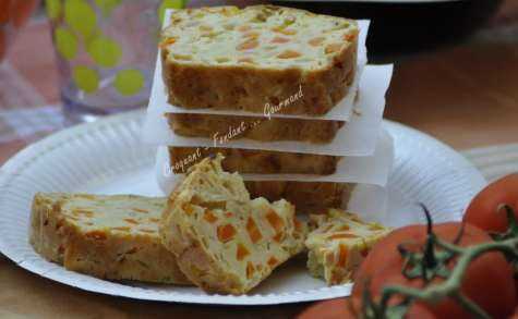 Cake au carottes