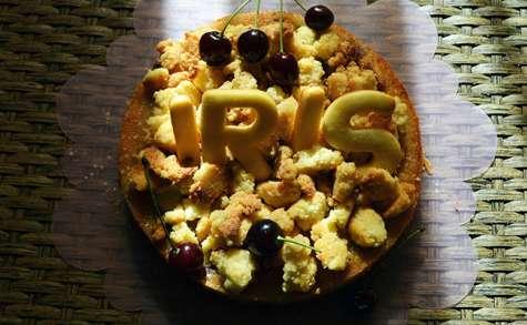 Gâteau aux Cerises tout en Amandes
