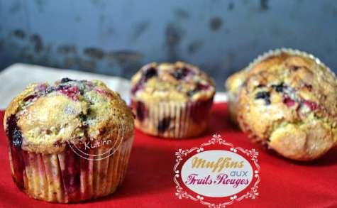 Muffins facile aux fruits rouges de Donna Hay