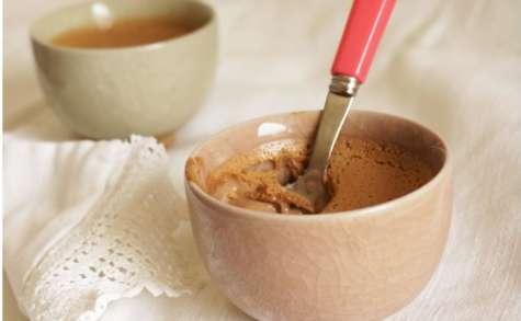 Petite crème au chocolat milka