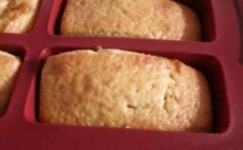 Gâteau au yaourt et Caramel au beurre salé
