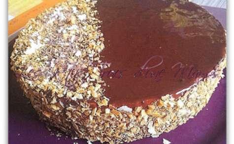 Le royal chocolat-vanille