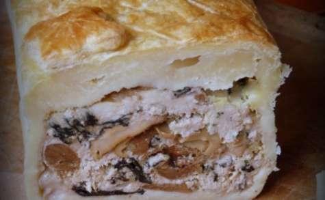 Biscuit aux cèpes de Régis Marcon