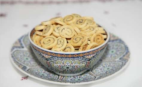 Petits biscuits à la moutarde et pavot