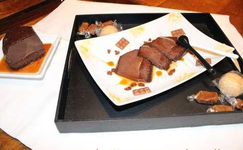 il bonet al cioccolato (ou bunet), spécialité piémontaise