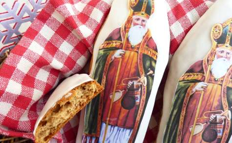 Pain d'épices Saint Nicolas