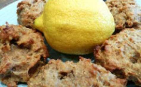 Scones citron-pavot (IG bas)