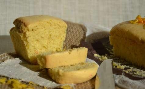 Cake sans gluten aux agrumes