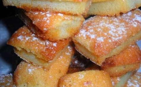 mini financiers au caramel au beurre salé