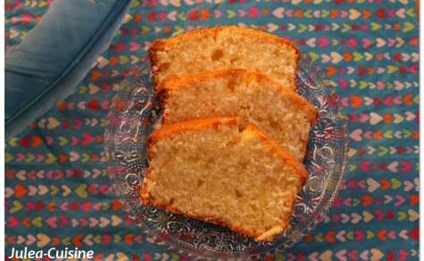 Cake Yaourt Noisette