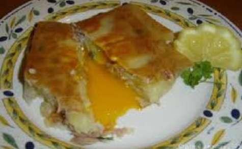 BRICK A L'œuf et au thon