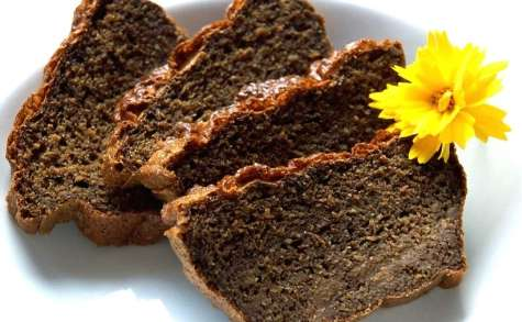 Cake moka au son d'avoine