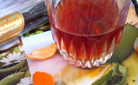 Vin d'oranges amères