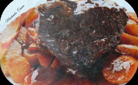 Joues de bœuf de 7 heures