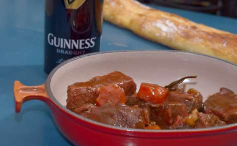 Bœuf à la Guinness