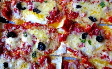 Pizza pain lavash