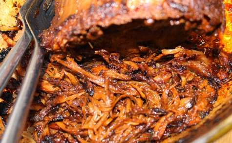 Rôti de porc à cuisson lente aux épices cajun