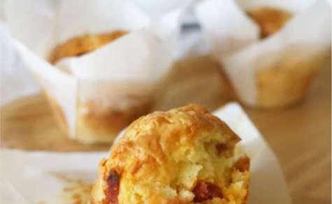 Cakes brebis et chorizo