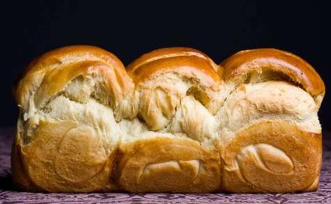 Le pain au lait brioché au tangzhong