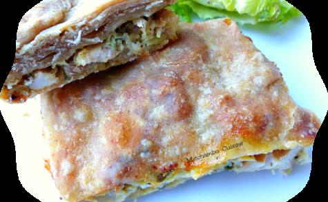 Kotopita ou pita au poulet