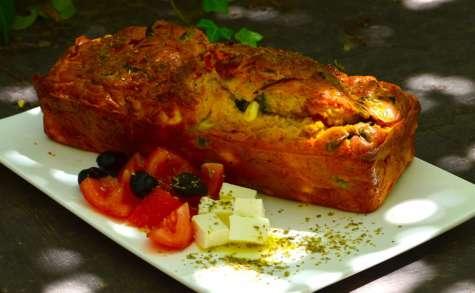 Cake à la grecque