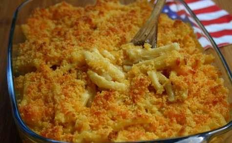 Mac & cheese ou Gratin de Macaroni au Fromage