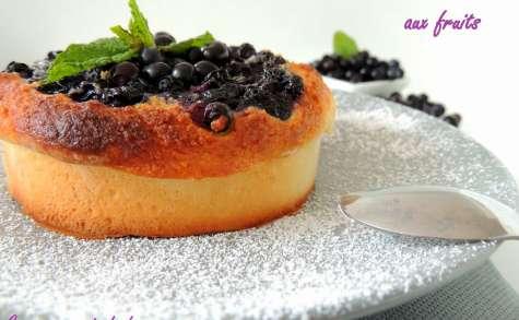 Tartelettes briochées aux fruits
