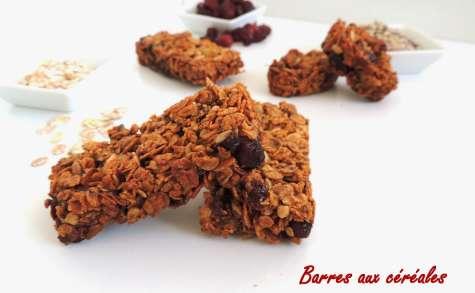 Barres de céréales - Cereal bars