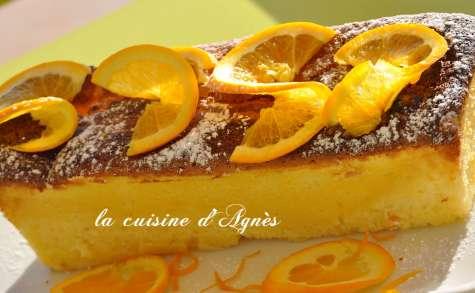 cake à l'orange de mamie margot