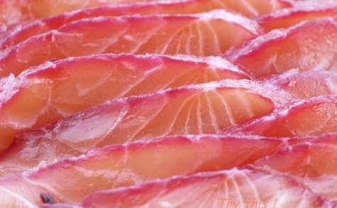 Saumon gravlax à la betterave - Donna Hay