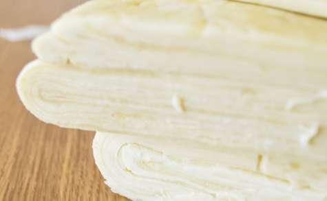 Pâte feuilletée inversée de Christophe Felder