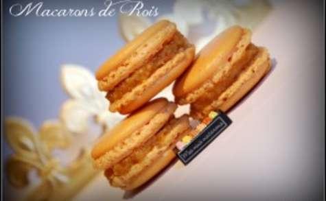 Macarons des rois