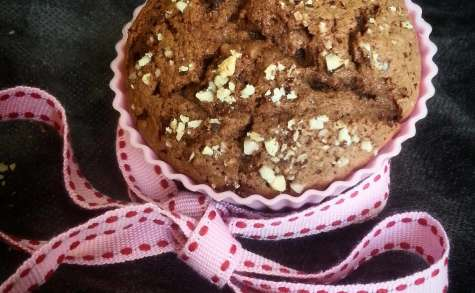 Muffins choconoisette