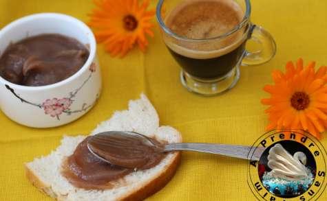 Crème de marrons à la vanille fait maison