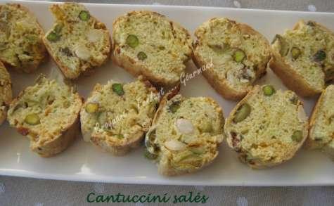Cantuccini salés