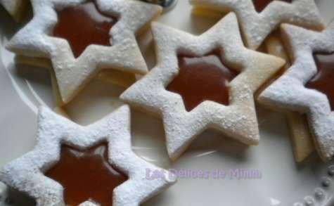 Sablés au caramel beurre salé