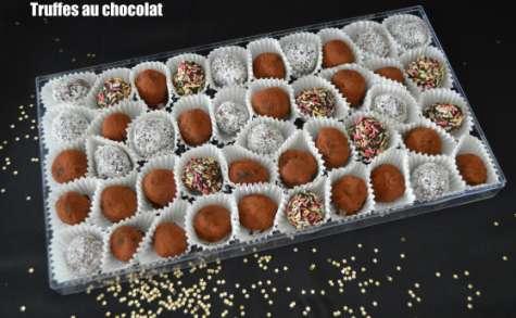 Truffes au chocolat (assortiment)