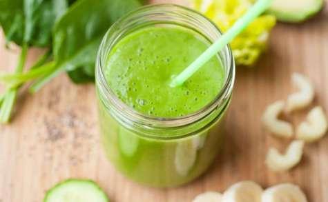 Green smoothie onctueux et detox