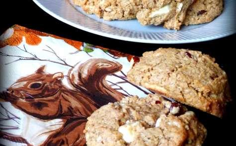 Cookies très noisettes